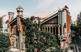 Restoration of Casa Vicens, Gaudi's masterpiece, is finally complete
